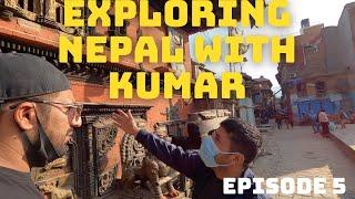 EXPLORING NEPAL WITH KUMAR THE TAXI DRIVER, BHAKTAPUR