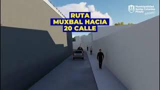 Nuevo paso a desnivel en Santa Catarina Pinula