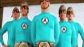 The Aquabats - Powdered Milk Man