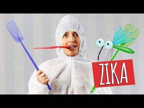 Imagem ilustrativa do vídeo: Aliviar os sintomas da Zika - Alimentação especial | #Zika