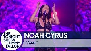 Noah Cyrus: Again