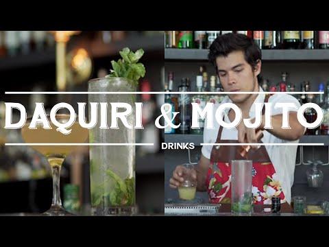 Video Essential Rum Cocktails: The Daquiri and Mojito