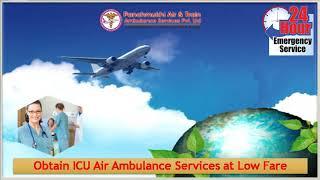 Take Panchmukhi Air Ambulance from Varanasi and Bhopal at Affordable Rate