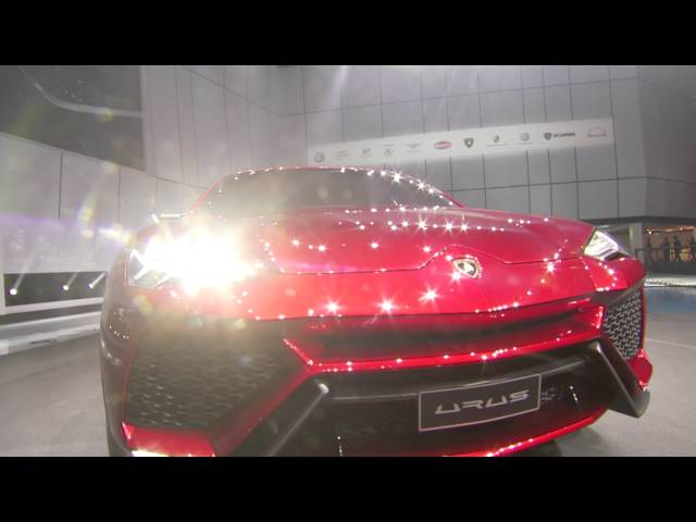 Urus launch highlights