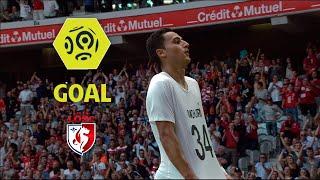 Goal Anwar EL GHAZI (70') / LOSC - FC Nantes (3-0) / 2017-18