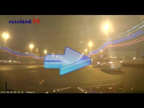 Nemzow – Tatort-Video nach 3 Minuten [Video]