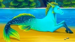 СИМУЛЯТОР МАЛЕНЬКОЙ ЛОШАДКИ / Игра как мультик для детей про лошадку и принцессу лошадей #ПУРУМЧАТА
