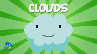 What are clouds? ☁☁ How are they formed? | Educational Vídeo for Kids