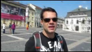 preview picture of video 'Eu em Bratislava na Eslováquia'