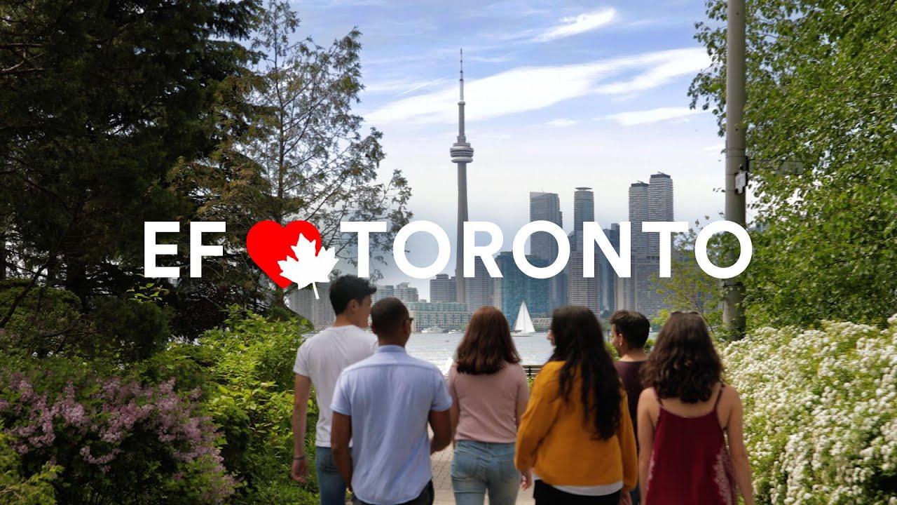 EF ❤ Toronto