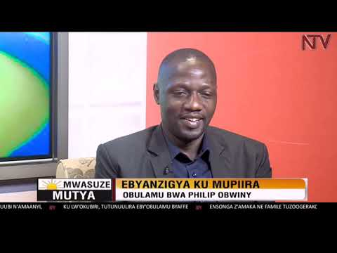 NTV Mwasuze Mutya: Former Uganda Cranes player, Phillip Obwiny on why he was fired