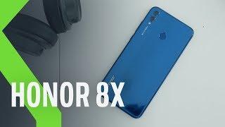 Honor 8X, primeras impresiones