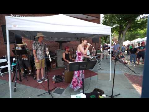 "A Moldy Suitcase cover of ""Blue Drag"" live from the New Bedford Folk Festival. Featuring Rick Smith on Trumpet."