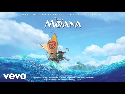 Moana - I Am Moana (Song of the Ancestors) [Official Audio]