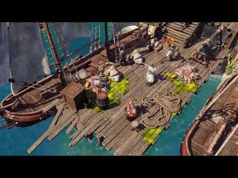 Видео № 1 из игры Divinity: Original Sin 2 (II) - Definitive Edition [PS4]