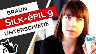 Braun Silk Epil 9 Vergleich - SensoSmart, SkinSpa & BeautySet ?!
