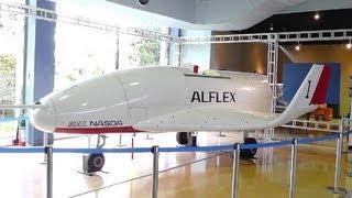 JAXA宇宙航空研究開発機構の展示室Part1