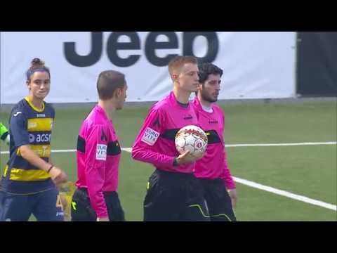 Highlights Juventus Vs. Agsm Verona