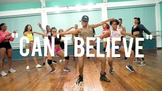 #islandHopMondays | Kranium - Can't Believe ft. Ty Dolla $ign & WizKid | Choreography by Luna