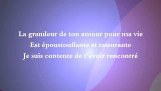 """Video thumbnail of """"Contente de t'avoir rencontré"""""""