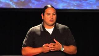 Building Resilient Communities: A Moral Responsibility | Nick Tilsen | TEDxRapidCity