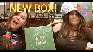 Hello Fresh Unboxing November 2018 + Coupon Code