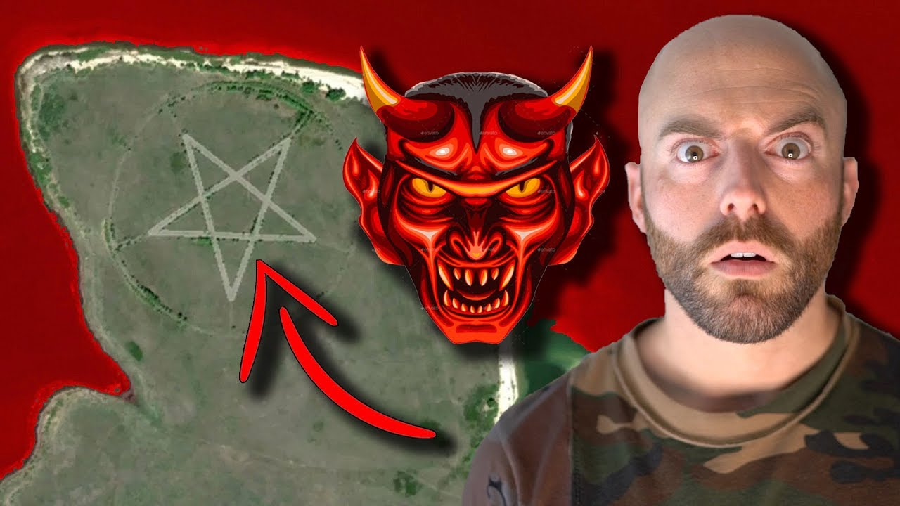10 Creepiest Places Found on Google Earth... thumbnail