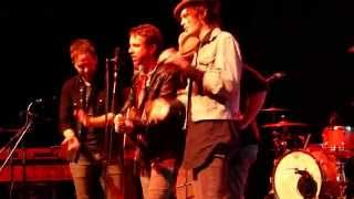 "The Trews ""Ishmael & Maggie"" Live Acoustic Hamilton April 25 2015"