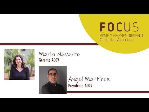 Vídeo Entrevista María Navarro y Ángel Martínez  Focus Pyme Vega Baja 2019[;;;][;;;]