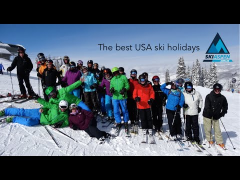 Aspen Snowmass: The best USA ski holidays with Ski Aspen