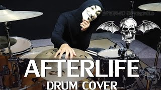 Afterlife - Avenged Sevenfold - Drum Cover - Ixora (Wayan)