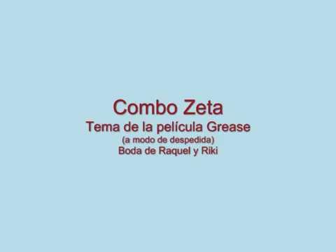 Tema de la película Grease