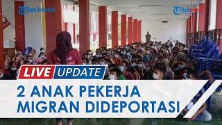 Kisah Dua Anak Pegawai Imigran Indonesia Dipulangkan dari Malaysia, Kepala BP2MI Bongkar Alasannya