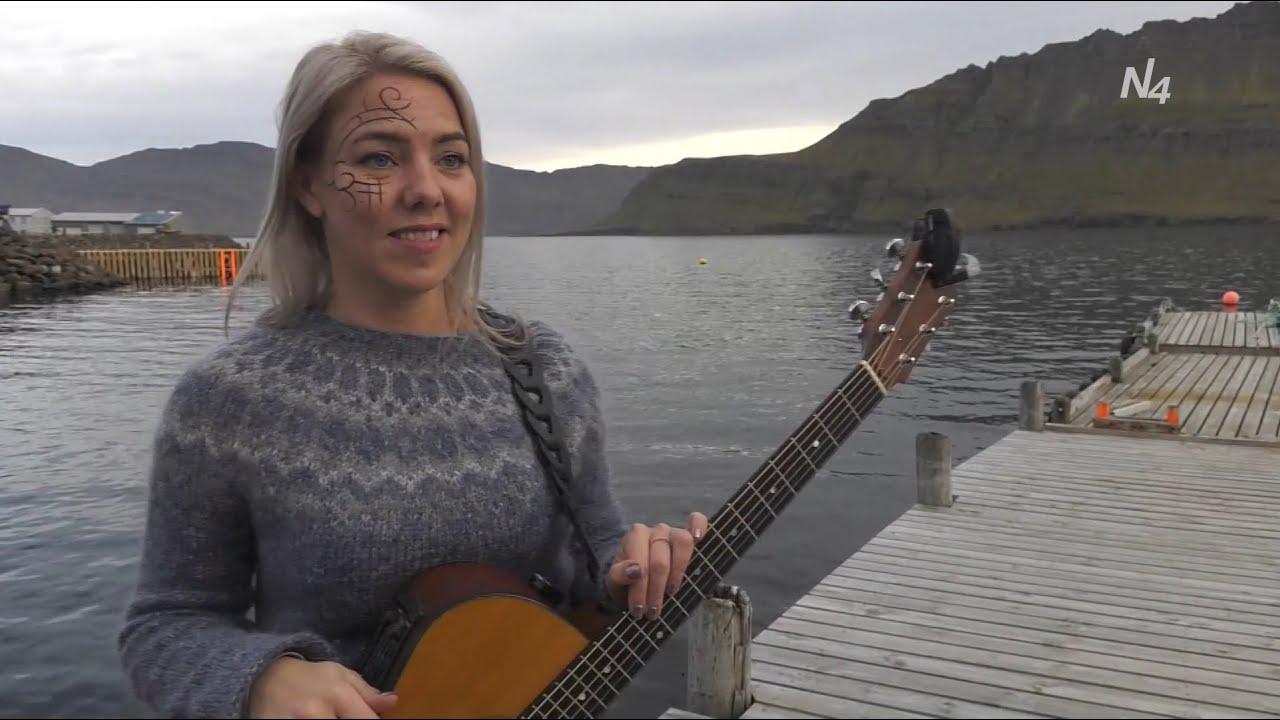 Eitt og annað af listalífinuThumbnail not found