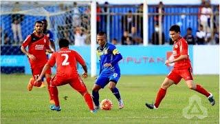 Gol Cantik Semen Padang Vs Persiba 10 TSC Terbaru 2016