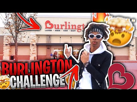 PICKING OUT A FIRE OUTFIT IN BURLINGTON 😱🔥 | I FOUND OFF-WHITE