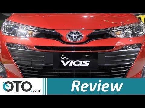 Toyota Vios 2018 | Review | Bedanya Tipe E dan G | OTO.com