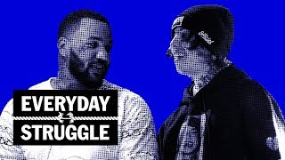 Everyday Struggle - Lil Xan Mobbed by Tupac Fans, Tekashi Vs. Everyone, Drake & Kanye Cool? | Everyday Struggle