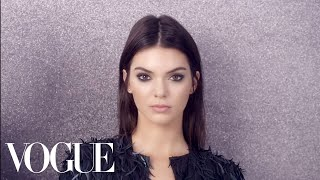 Kendall Jenner Shares 3 Smokey Eye Looks | Vogue