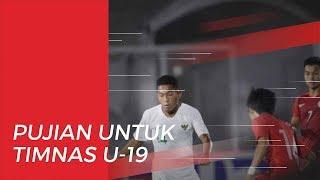 Timnas U-19 Indonesia Dapat Pujian dari Pelatih Timnas U-19 Hong Kong