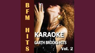Right Now (Originally Performed by Garth Brooks as Chris Gaines) (Karaoke Version)