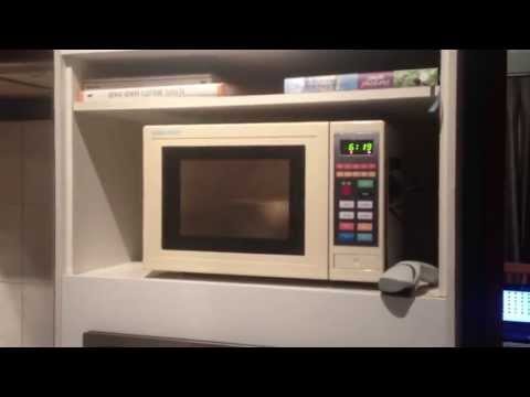 Control Your Microwave With The Raspberry Pi