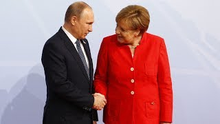 Russian, German Leaders To Meet For Talks On Ukraine And Energy