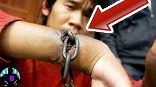 5 худших и ужасных пыток в тюрьмах мира !