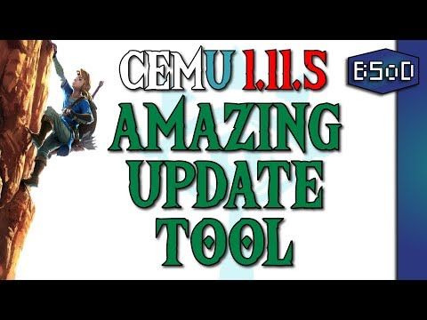 How to Add DLC and Update Cemu Games! - смотреть онлайн на Hah Life