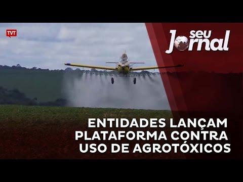 Entidades lançam plataforma contra uso de agrotóxicos nas lavouras