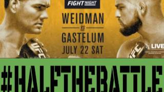 UFC Long Island: Gastelum vs Weidman Bets, Picks, Predictions on Half The Battle