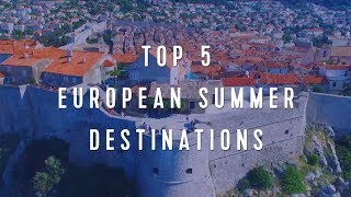 Royal Caribbean International: Top 5: European Summer Cruise Destinations