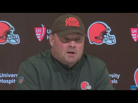 Cleveland Browns focused on playing as a team following slow start