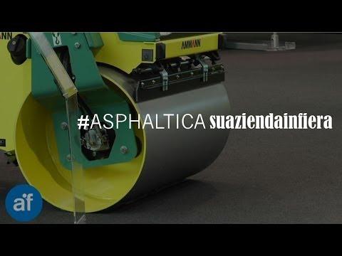 Asphaltica 2014 - Pavimentazioni e infrastrutture stradali